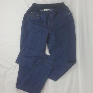Boston Proper Maternity Skinny Jeans